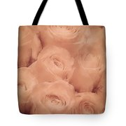Delightful Scent Of Roses Tote Bag