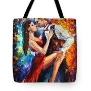 Delightful Tango Tote Bag