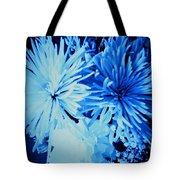 Delightfully Blue Tote Bag