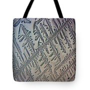 Deliniated  Tote Bag