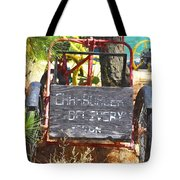 Delivery Tote Bag