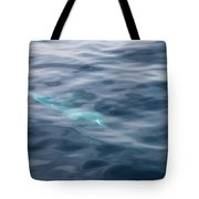 Delphin 1 The Mermaid Tote Bag