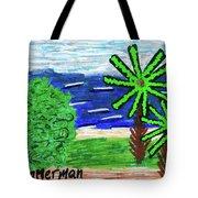 Delray Beach Tote Bag