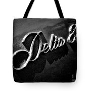 Delta 88 Badge Tote Bag