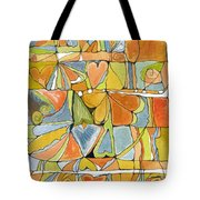 Delusions Of The Heart Tote Bag