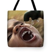 Demand For Clean Water 3 Tote Bag