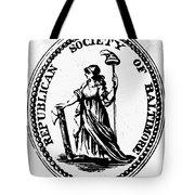 Democratic-republican Party Tote Bag