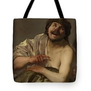 Democritus, 1628 Tote Bag