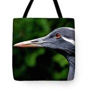 Demoiselle Crane Tote Bag