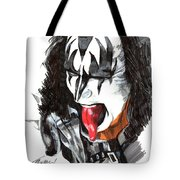 Demon Tote Bag