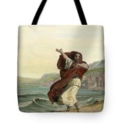 Demosthenes, 384-322 B.c. Tote Bag