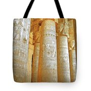 Dendera Temple Tote Bag