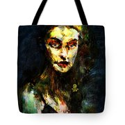 Denebris Impression Portrait 672 Tote Bag