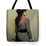 Denise Tote Bag by Herbert Schmalz