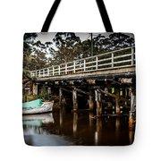 Denmark River Tote Bag