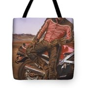 Dennis Hopper Tote Bag