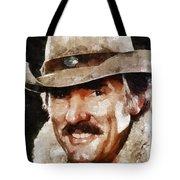 Dennis Weaver, Actor Tote Bag