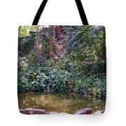 Dense Forest Tote Bag