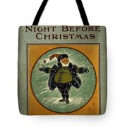 Denslows Night Before Christmas Tote Bag