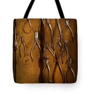 Dentist - Methods Of Extraction  Tote Bag