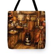 Dentist - The Dentist's Desk  Tote Bag