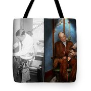 Dentist - Monkey Business 1924 - Side By Side Tote Bag