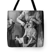 Dentistry, 1920s - To License For Professional Use Visit Granger.com Tote Bag