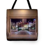 Denver Civic Center Park  Tote Bag