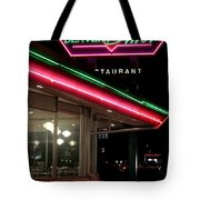 Denver Diner Tote Bag