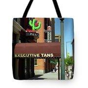 Denver Downtown Storefront Tote Bag