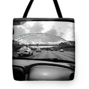 Denver From The Inside Tote Bag