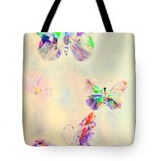 Departure In Purpose And Life As You Are By Lisa Kaiser Tote Bag