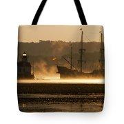 Departure Of El Galeon II Tote Bag