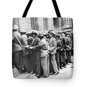 Depression: Harlem, 1931 Tote Bag