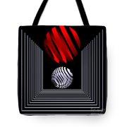 Depth  -1- Tote Bag