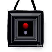 Depth   -2- Tote Bag