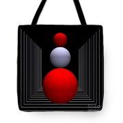 Depth  -9- Tote Bag