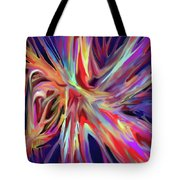 Depth And Color Tote Bag