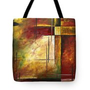Depth Of Emotion II By Madart Tote Bag