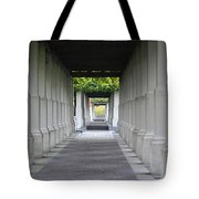 Depth Perception Tote Bag