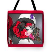 Derby Day Hat - 3 Tote Bag