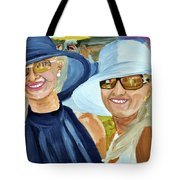 Derby Girls Tote Bag