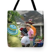 Derby Party Tote Bag