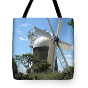 Derbyshire Windmill Tote Bag