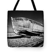 Derelict Boat Tote Bag