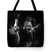 Derringer 77 #48 Enhanced Bw Tote Bag