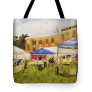 Derry Homegrown Market Tote Bag