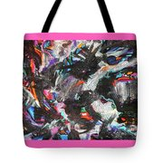 Dervish And The Rainbow  Tote Bag