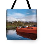 Derwent Water Harbor Tote Bag