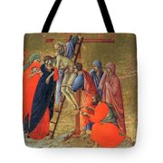 Descent From The Cross 1311 Tote Bag
